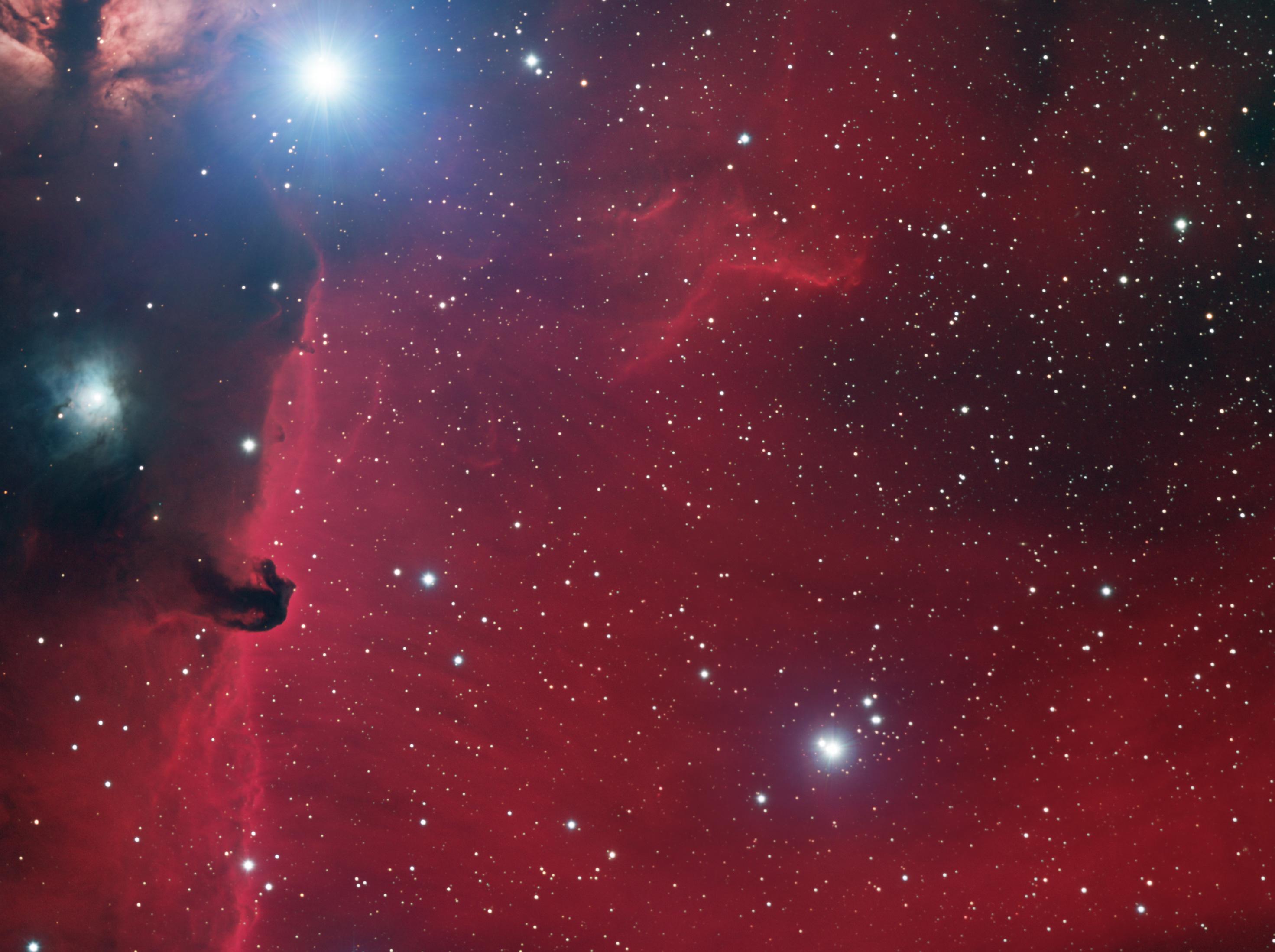horsehead nebula jesus -#main